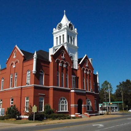 Schley County GA Ellaville