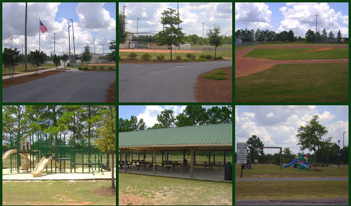 Taylor County GA Recreation Department
